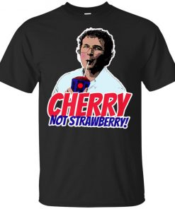 Alexei Cherry Not Strawberry T-Shirt