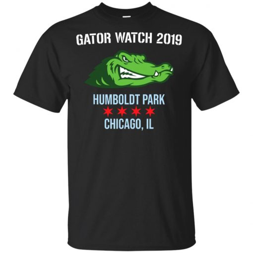 Chance The Snapper Gator Watch 2019 Youth Kids T-Shirt