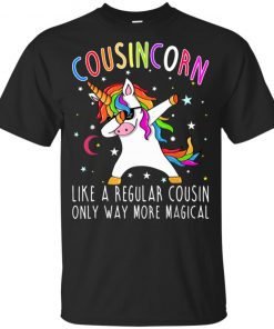 Cousins Like A Regular Cousin Only Way More Magical Youth Kids T-Shirt