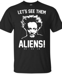Let's See Them Aliens Youth Kids T-Shirt