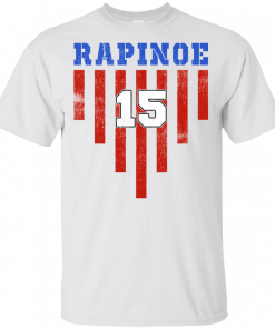 Megan Rapinoe Women USA Soccer Legends T-Shirt