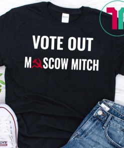 Moscow Mitch Vote Him Out And Lock Him Up T-Shirt