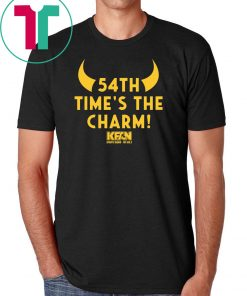 2019 KFAN State Fair 54Th Time's The Charm Classic Gift T-Shirt