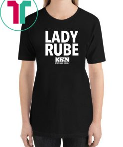 Mens 2019 KFAN State Fair Lady Rube T-Shirt