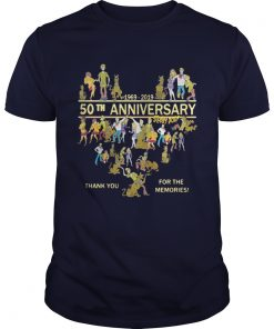 50th anniversary Scooby doo 19692019 thank you for the memories shirts