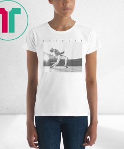 Freddie Mercury Official Howl Stage Icon Shirt
