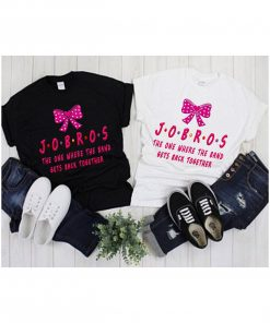 Friends tv show Shirt Friends Themed Shirt Jobros the one where the band get back Together Shirt