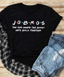 Jobros, the one where the band gets back together, joros svg, job, job svg, funny quotes, gift for friend, best friend gift, friends
