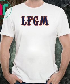 LFGM Shirt Baseball Lovers Tee Shirt