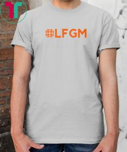 LFGM T-Shirt For Men And Women