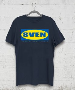 SVEN T-Shirt Protect at All Costs Meme T-Shirt