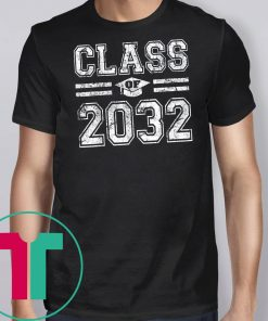 class of 2032 grow with me shirt