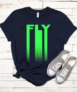 Offcial Fly Eagles Fly T-Shirt