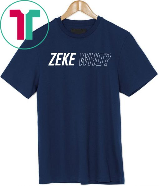 Zeke Who Original Tee Shirt