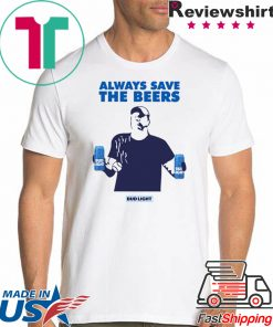Always Save The Bees Bud Light 2020 T-Shirts